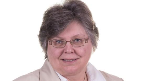 Gudrun Surup quer