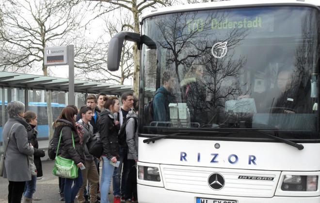 Bus Duderstadt